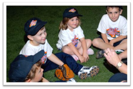 Kid Baseball and Youth Baseball